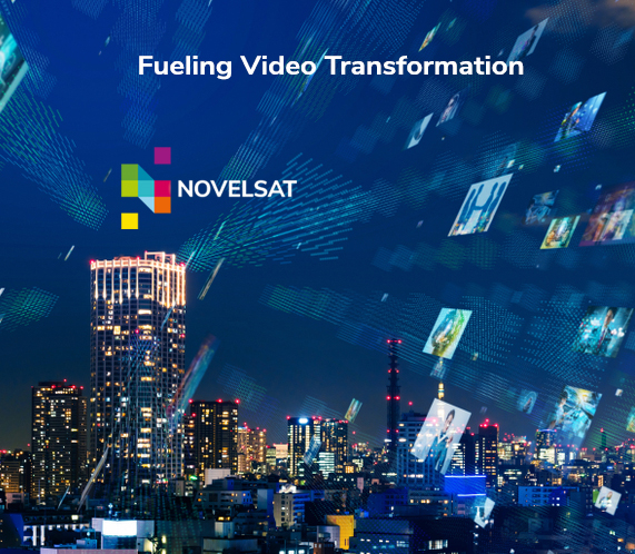 NOVELSAT Chooses HPE ProLiant Servers to Drive Broadcast Transformation and Spectrum Repurposing for 5G